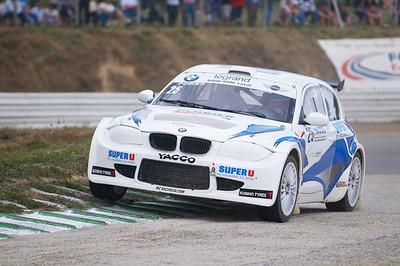 Mickaël Poirier (BMW 116i T16 4x4, Division 1)