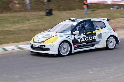 David Meslier (Division 1, Renault Clio Mk3 T16 4x4 WRC)
