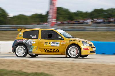 David Vincent (Division 4, Renault Clio 2 RS Maxi F 2000)