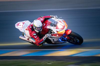 #41 Rac 41 (FRA) BIKE : Honda CB R1000 CATEGORY : SST RIDERS : ANTIGA Guillaume * (FRA) TESSELS Wayne (NED) HALBICH Jan (CZE)