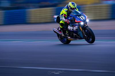 #13 WEPOL Racing (GER) BIKE : Yamaha YZF-R1 CATEGORY : EWC RIDERS : MORAIS Sheridan (POR) WEBB Daniel * (GBR) LAGRIVE Matthieu (FRA) LAVERTY Michael (IRL)