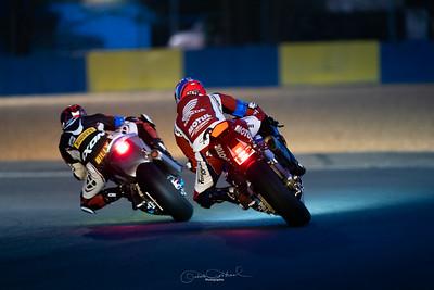 #111 Honda Endurance Racing (GBR) BIKE : Honda CB R1000 RR CATEGORY : EWC RIDERS : GIMBERT Sébastien (FRA) HERNANDEZ Yonny (COL) DE PUNIET Randy * (FRA)