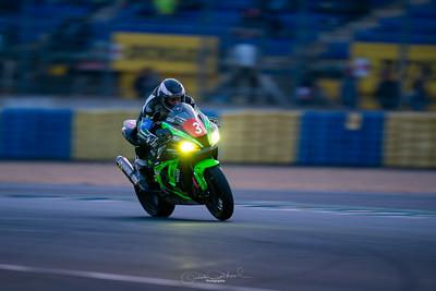 #3 AM Moto Racing Competition (FRA) BIKE : Kawasaki YZF-R1 CATEGORY : SST RIDERS : PILOT Julien * (FRA) PROKOP Janusch (GER) STOLL Clément (FRA)