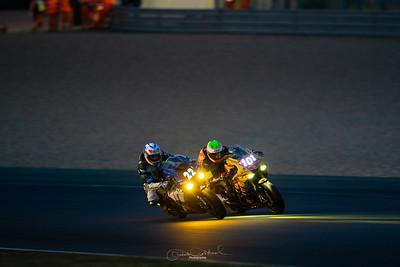 #101 Team Aviobike (ITA) BIKE : Yamaha YZF-R1 CATEGORY : SST RIDERS : BAGGI Giovanni * (ITA) FUGARDI Stefano (ITA) MAZZINA Michael (ITA)