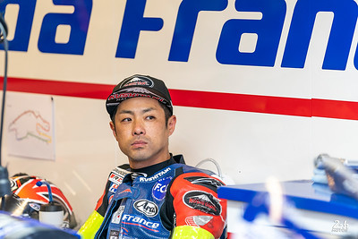 #5 F.C.C. TSR Honda France (JPN) Honda CB R1000 EWC HOOK Josh * (AUS) TAKAHASHI Yuki (JPN) DI MEGLIO Mike (FRA) -