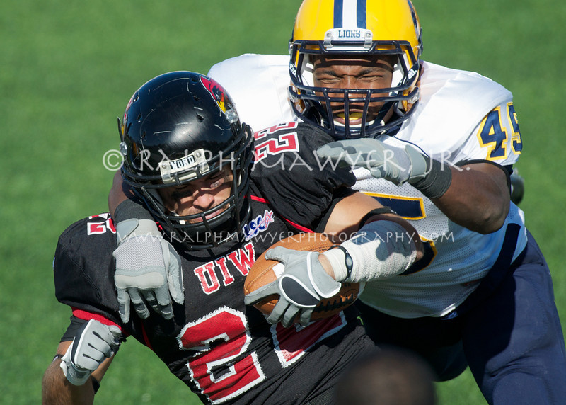 UIW vs A&M Commerce_20101113  334