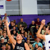 Evan Warden with a layup in the 2nd quarter.<br /> KT photo | Tim Bath