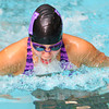 11-20-12<br /> Northwestern HS swimming Vs. Pioneer<br /> Kristina Arslain doing the breaststroke in the IM Relay.<br /> KT photo | Tim Bath