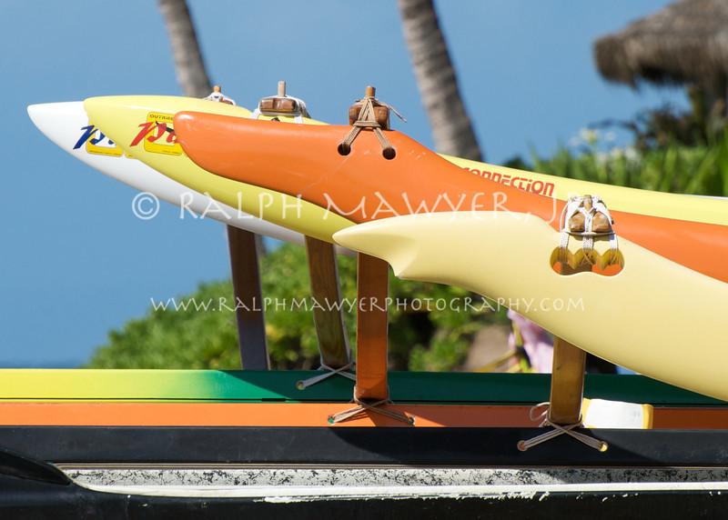 Hawaii HS Canoe Championship 2009  002