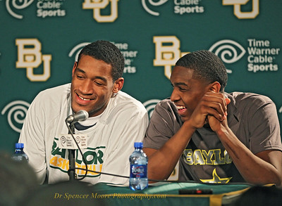 It was nice to see the guys happy after their win over Iowa State.
