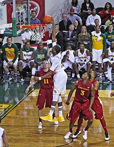 A great Quincy Miller dunk shot.