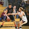 Dundee/Hammondsport Basketball 12-1-16