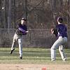 Action during the Hammondsport vs. Prattsburgh baseball game, April 15, 2015.
