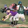 Action during the Hammondsport vs. Prattsburgh softball game, April 15, 2015.