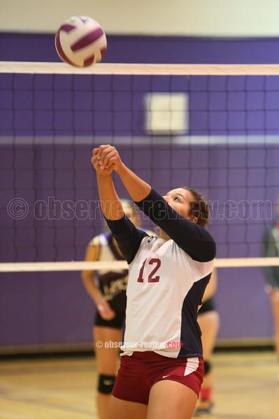 Hammondsport and Watkins Glen Volleyball 10-16-15.