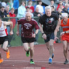 Odessa-Montour and Watkins Glen track action during the  Legends of the Night 2015 track meet, May 1, 2015.