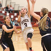 Odessa-Montour and Watkins Glen Girls Basketball 1-13-16.