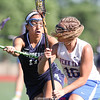 Action during the Penn Yan vs. Mynderse sectional girls lacrosse game, May 19, 2015.