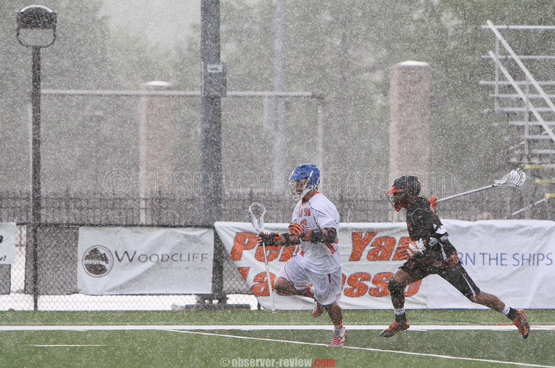 Penn Yan vs. Akron boys lacrosse in the New York State Quarter Finals game, May 30, 2015.