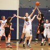 Penn Yan Girls Basketball 1-22-16.