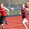 Penn Yan and Dundee Track and Field 4-19-16.