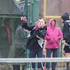 Action during the Watkins Glen and Odessa-Montour tennis match, April 9, 2015.