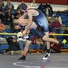 Interscholastic Athletic Conference (IAC) wrestling championships at Watkins Glen, Jan. 30, 2016.