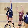 Watkins Glen / Odessa-Montour Volleyball 10-13-16