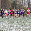November 11, 2017; Wayne, NY; USA; NYSPHSAA Class C Boys Cross Country Championship at Wayne High School. Photo: Christopher Cecere