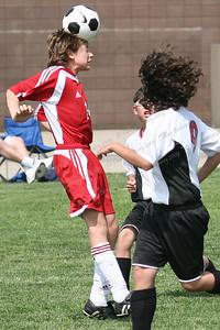 AYSO soccer, Redlands, CA
