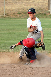 Redlands Baseball for Youth, RBY, Redlands, CA; all-stars