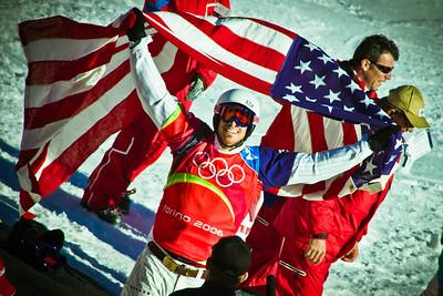 Seth Wescott - Boardercross Gold Medalist