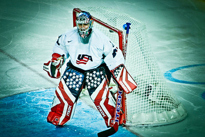 Rick DiPietro - US Hockey