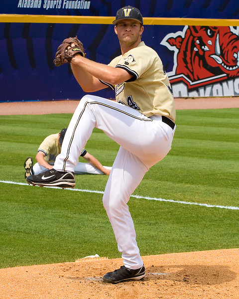 Tyler Rhoden was drafted by the Cincinnati Reds and currently plays for the Class A Dayton Dragons