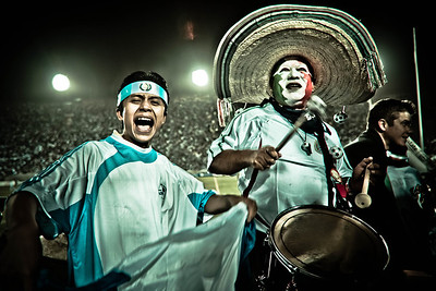 Mexican & Guatemalan Fans