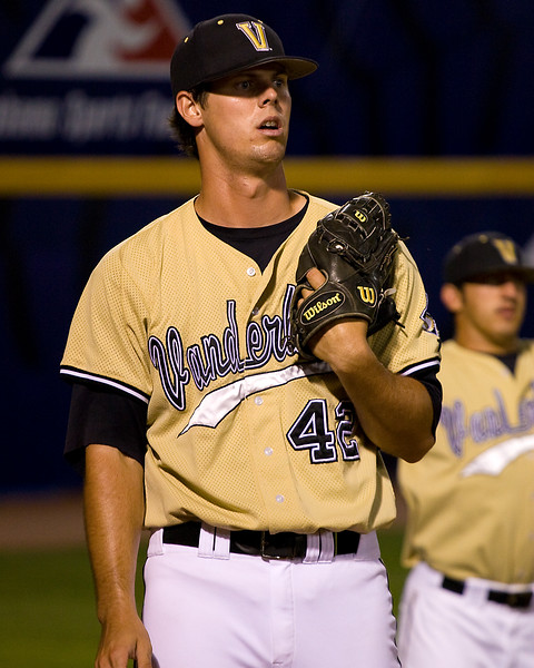 Ty Davis picked up by the Arizona Diamondbacks and currently playing for the Class A South Bend Silver Hawks