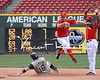 Cincinnati Reds vs. Pittsburgh Pirates. Photo by Vincent Rush of Cincinnati Sports Photography.