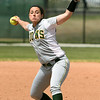 Missouri Southern's Taurean Guzman delivers a pitch to the plate during the Lions' game against Lindenwood on Wednesday at Pat Lipiri Field.<br /> Globe | Laurie Sisk