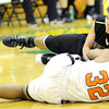 Neosho's Lukas Werneke battles Webster Groves' Sam Craig for a loose ball during their game in the first round of the 2014 Kaminsky Classic on Thursday afternoon at Robert Ellis Young Gymnasium.<br /> Globe | Laurie Sisk