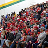Area Cardinals fans pack Robert Ellis Young Gymnasium for the Cardinals Caravan's stop in Joplin at Missouri Southern on Saturday.<br /> Globe | Laurie Sisk