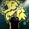 "Denise Terry, affectionately known as ""Momma D"" to Missouri Southern students, stands near her cashiers station in the Mayse Dining Hall on Wednesday. terry was recently honored by the MIAA for her service to student athletes.<br /> Gkobe 