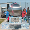 Fans flock to the stadium for Opening Day of Miracle League action on Saturday at the Will Norton Field of Dreams.<br /> Globe | Laurie Sisk