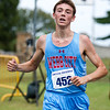 Webb City's xxx xxx comes in as the top Cardinal finisher on Thursday at the Carthage Invitational in Carthage.<br /> Globe | Laurie Sisk
