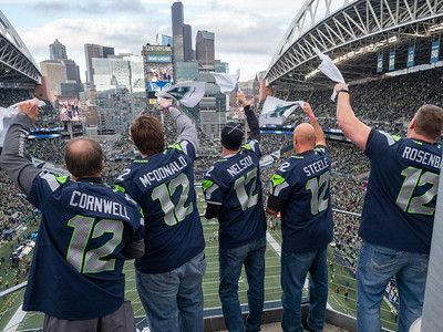 NFL: DEC 30 Cardinals at Seahawks