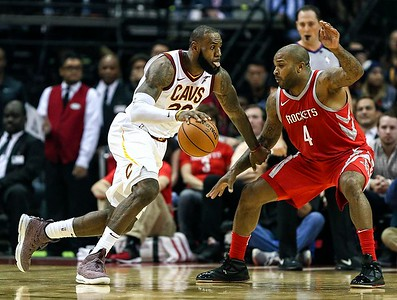 NBA: Cleveland Cavaliers at Houston Rockets