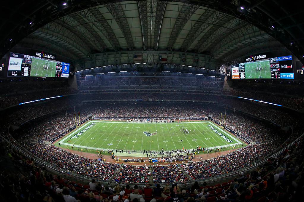 NFL: Preseason-Denver Broncos at Houston Texans