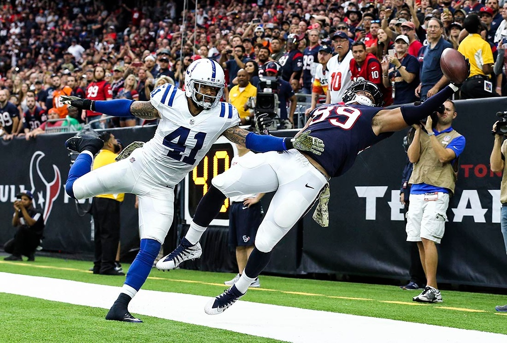 NFL: Indianapolis Colts at Houston Texans