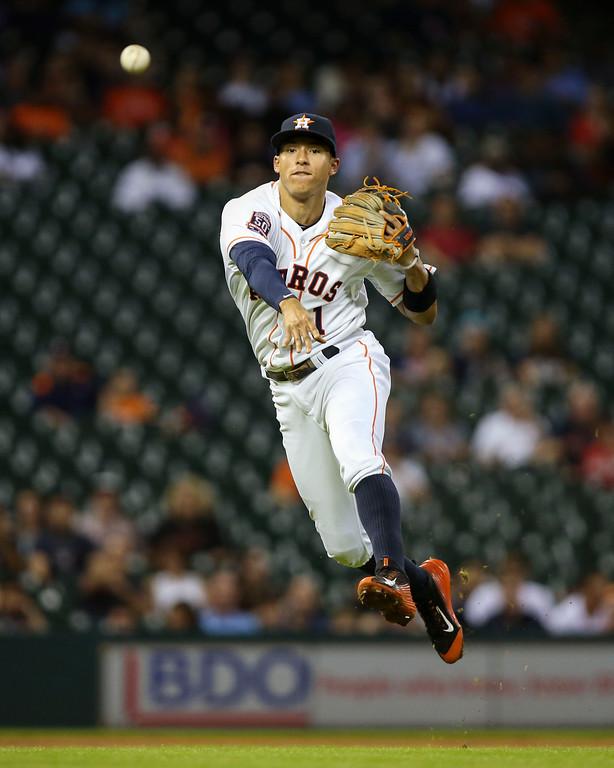 MLB: Tampa Bay Rays at Houston Astros