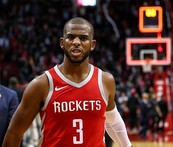 NBA: Milwaukee Bucks at Houston Rockets