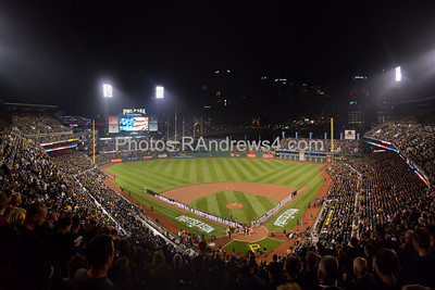 Wild Card game in PNC Park